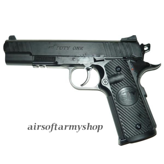 Airsoft zbraň plynovka ASG 1911 STI DUTY ONE co2